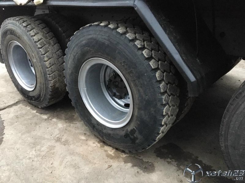 Rao bán xe  Cửu Long 5 chân đời 2015 , đăng kí 2016 thùng mui bạt