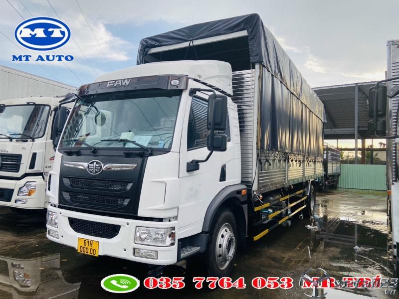 xe tải 9 tấn thùng dài thùng chở ba lếch , bao bì giấy , mốp xốp , thiết bị điện tử .
