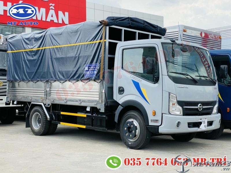 xe tải hyundai 3 tấn 5 thùng dài , thanh lý còn ngân hàng góp tiếp
