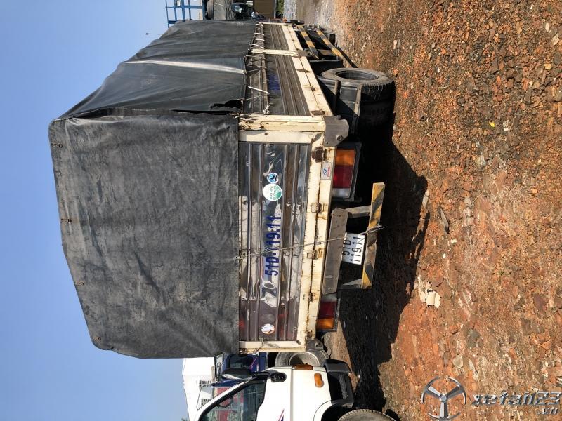 HD99 2017 mui bạt tải 6,5 tấn