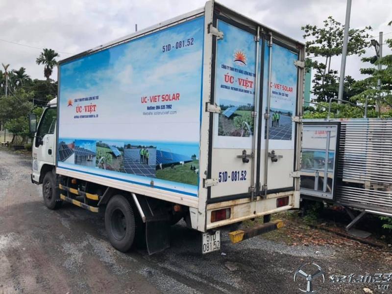 Rao bán xe Isuzu 1 tấn đời 2016 thùng kín giá 500 triệu
