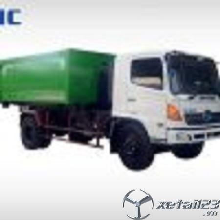 Bán xe chở rác Hino 2 khối mới 100% chất lượng cao , hỗ trợ cho vay trả góp