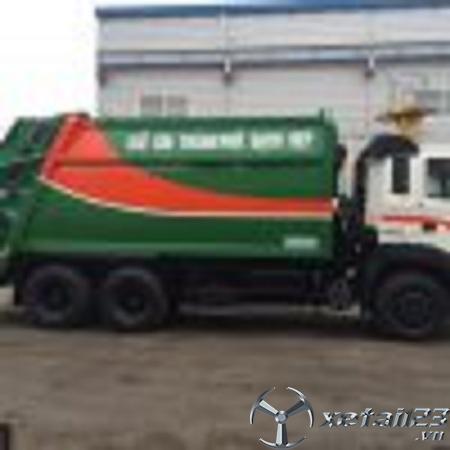 Bán xe ép chở rác Hyundai 18 khối giá tốt nhất thị trường , bảo hành dài hạn