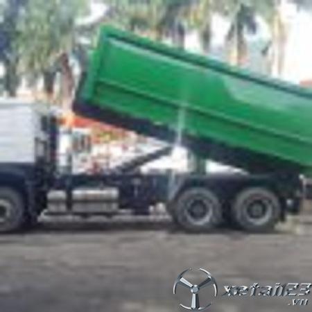 Xe chở rác 22 khối Howo mới giá tốt nhất , hỗ trợ cho vay trả góp