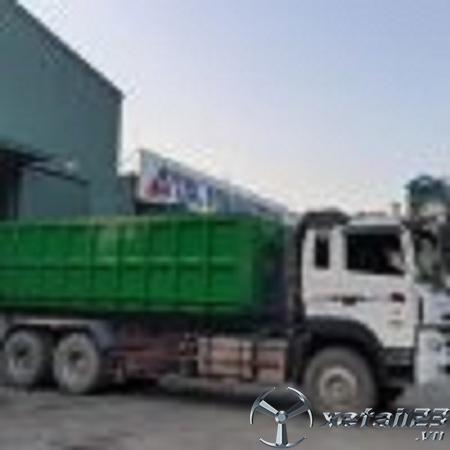 Xe chở rác 22 khối Hyundai mới 100% chất lượng cao , giá tốt nhất