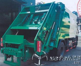 Xe ép rác Howo 14 khối model CSC 5164GSS3, chất lượng cao, giá tốt nhất