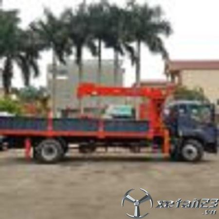 Xe Thaco Auman C160 E4 gắn cẩu tự hành 5 tấn Kanglim mới 100% giá tốt nhất