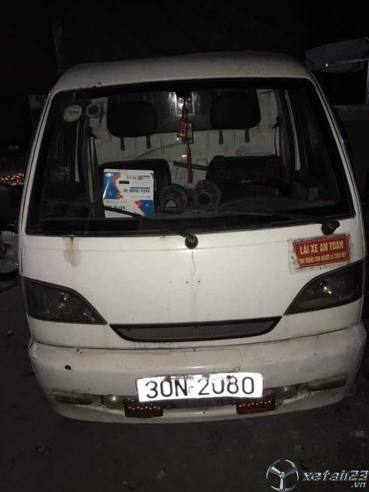 Thanh lý gấp xe tải Vinaxuki 5 tạ đời 2008 thùng mui bạt