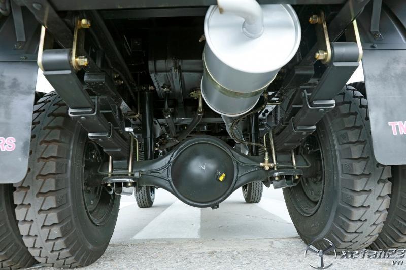 Xe ben TMT 2.45 tấn ZB5024D