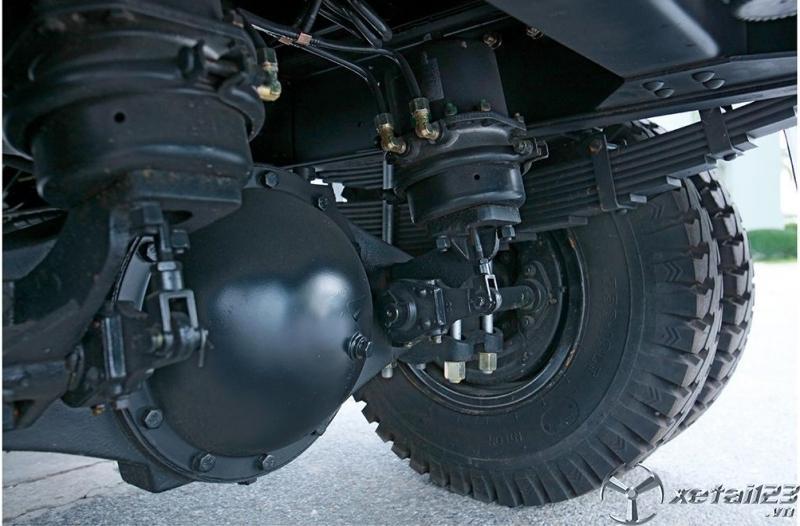 Xe ben TMT 4.6 tấn ZB7050D