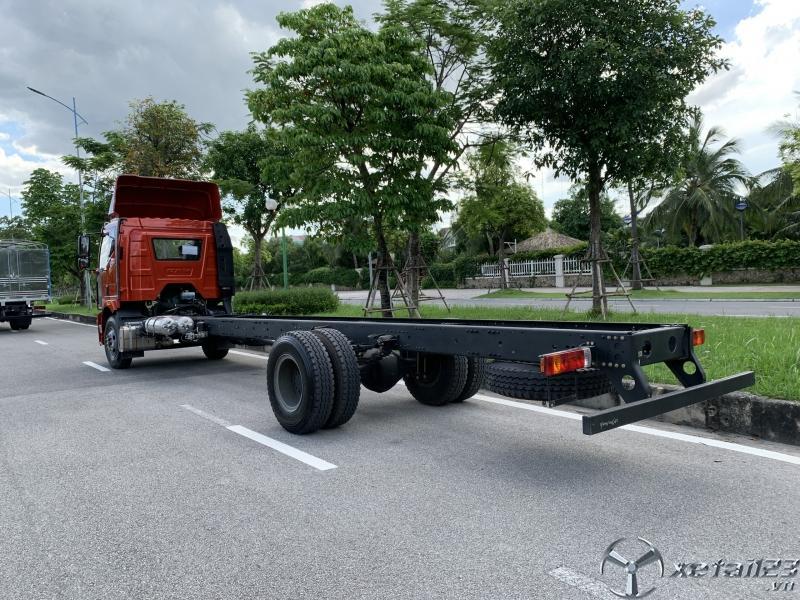 Xe tải Faw 8 tấn phiếu chassi