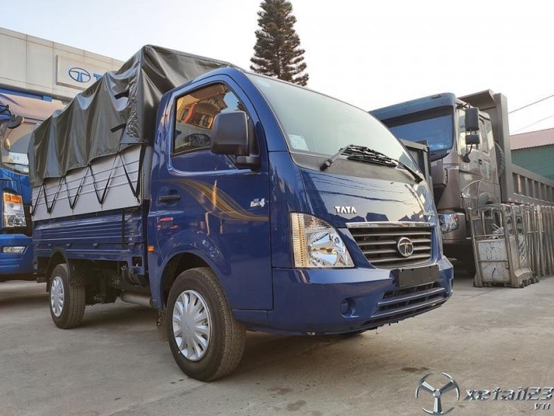 Xe tải Tata super ace 1.2 tấn máy dầu