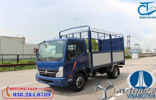 Mua xe tải 1,9 tấn thùng bạt ở đâu