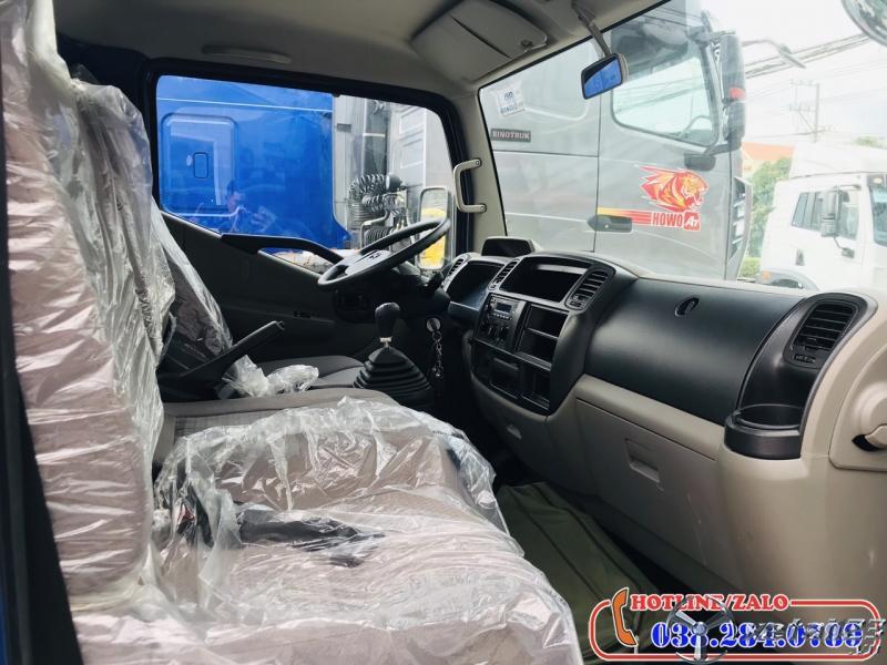 Mua xe tải 1,9 tấn thùng kín ở đâu