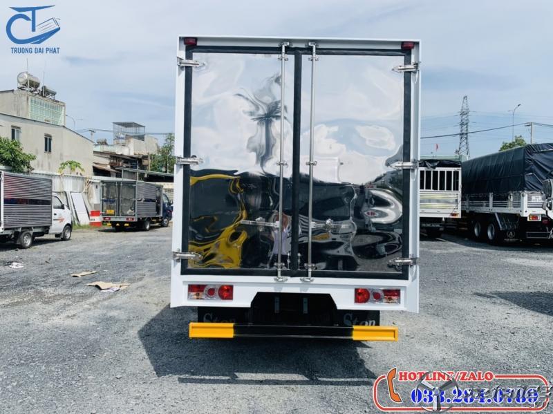 Mua xe tải 3,5 tấn thùng kín ở đâu