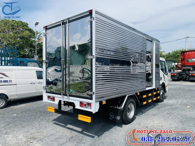 Mua xe tải 3,5 tấn thùng kín trả góp