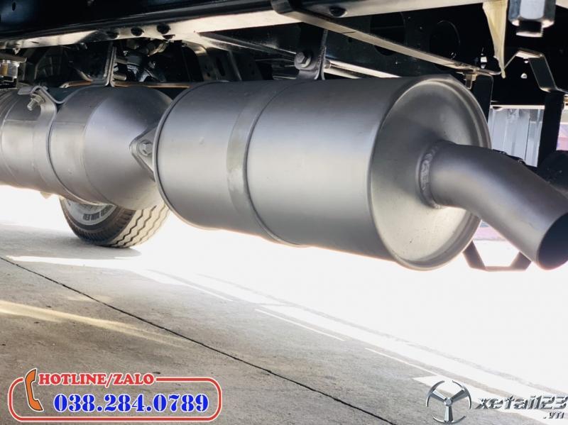 Xe tải 1,9 tấn thùng kín tốt nhất hiện hay