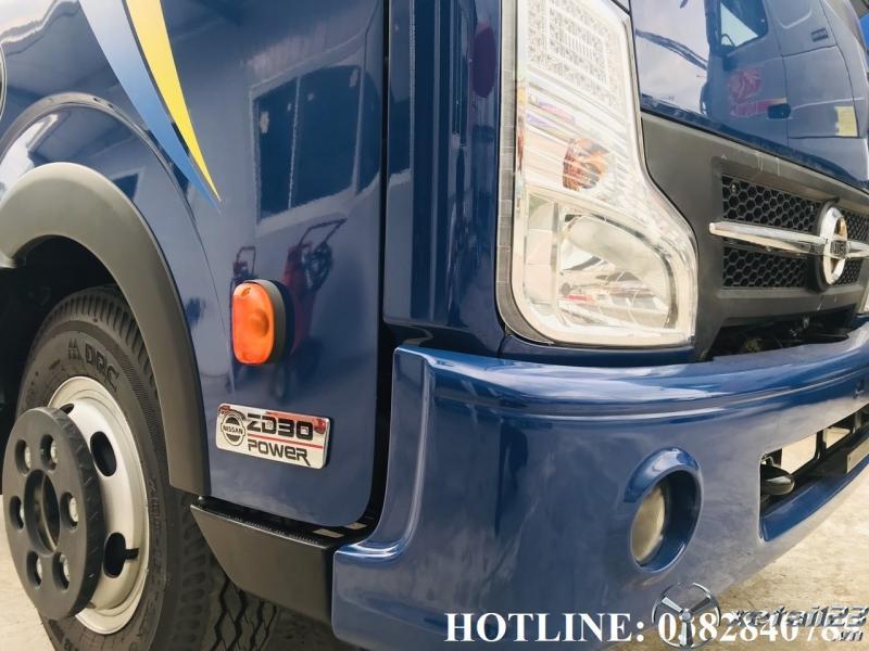Xe tải NISSAN Thùng bạt 3T5 giá rẻ