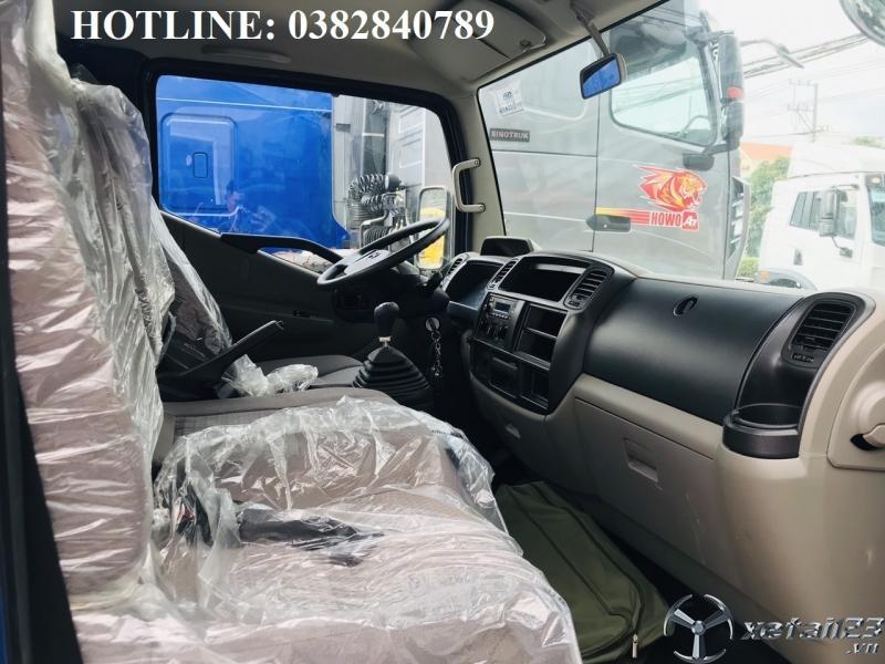 Xe tải NISSAN Thùng kín 3T5 giá rẻ