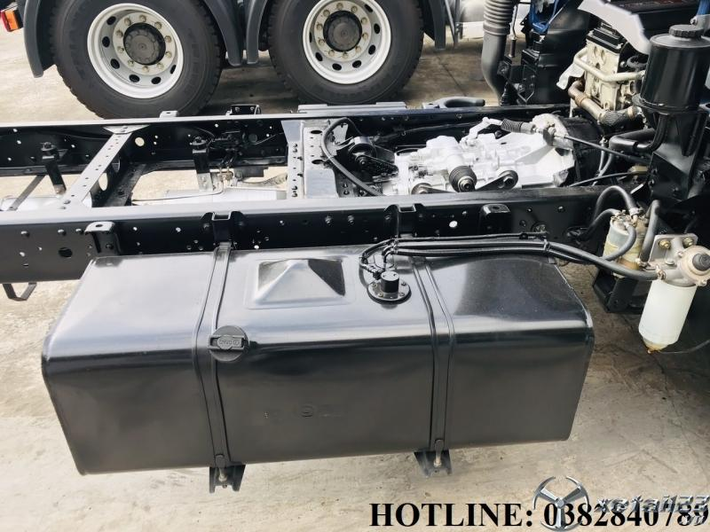 Xe tải 3,5 tấn thùng bạt giá tốt nhất thị trường