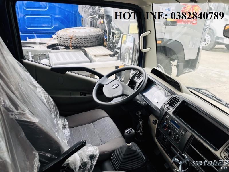 Xe tải 3,5 tấn thùng kín giá tốt nhất thị trường