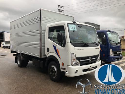 Xe tải VINAMOTOR CABSTAR 1T9 NS200 THÙNG KÍN