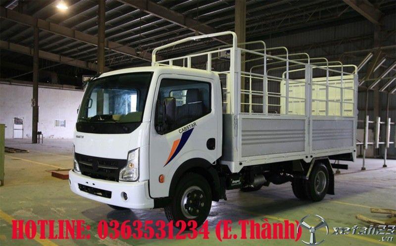 Bán xe tải Vinamotor 3,5 tấn giá tốt nhất thị trường hiện nay