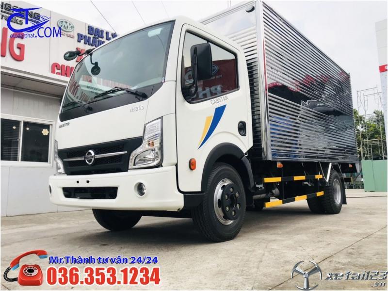 Xe tải 1,9 tấn thùng Kín 4m3, hiệu Vinamotor Đồng Vàng. Giá tốt nhất hiện tại