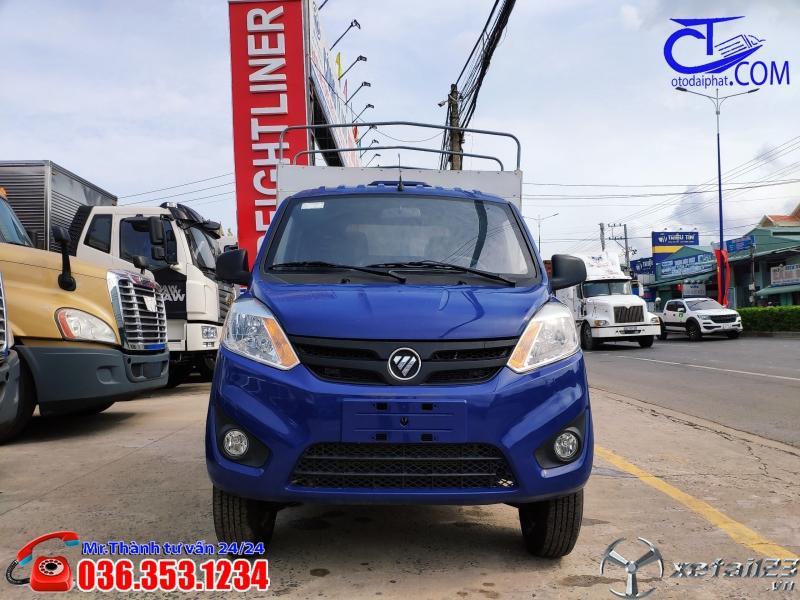 Xe tải nhỏ Fonton 850 mui bạt, hôc trợ trả góp 80% giá trị xe