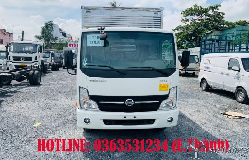 Bán xe tải 3,5 tấn của vinamotor,máy dầu,thùng kín 4m3 cực rẻ cùng những ưu đãi hấp dẫn trong tháng