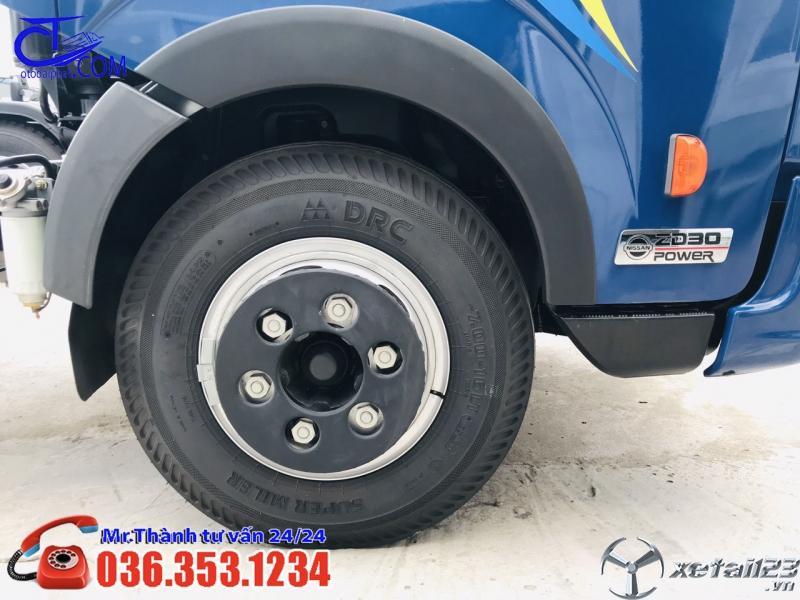 Xe tải 3t5 thùng bạt 4m3, giá đã bao gồm chi phí lăn bánh. Cam kết không phát sinh chi phí