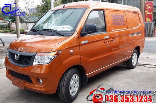 Xe tải KENBO Van 2 chỗ 950 kG, Giá thành rẻ nhất trong phân khúc bán tải