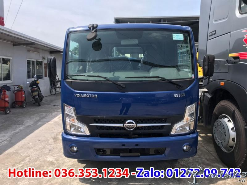 Bán xe tải Vinamotor 1,9 tấn, thùng bạt 4m3. Chỉ cần trả trước 90tr mang xe về ngay