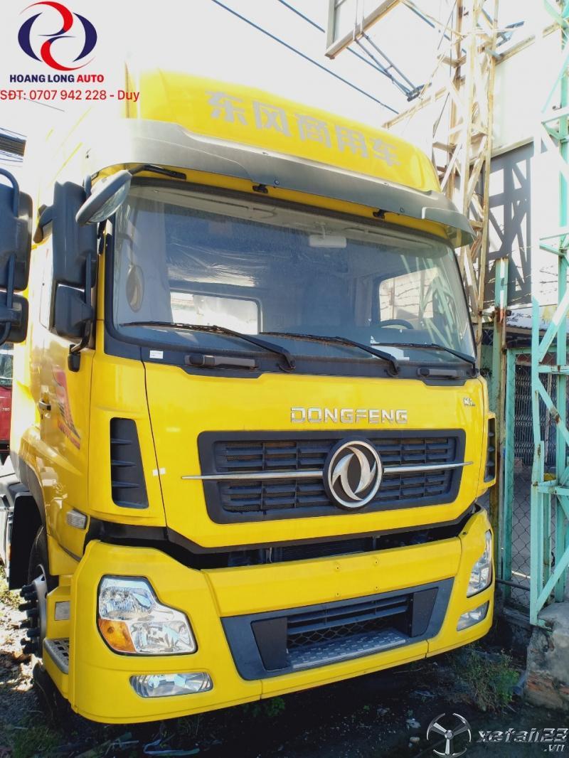 DONGFENG 2019 - ĐỘNG CƠ CUMMINS 400HP