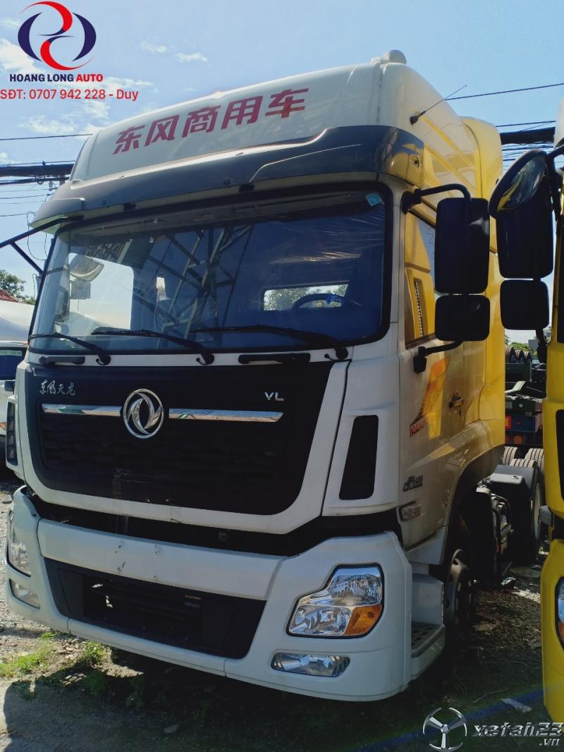 DONGFENG 2019 - RENAULT 420HP