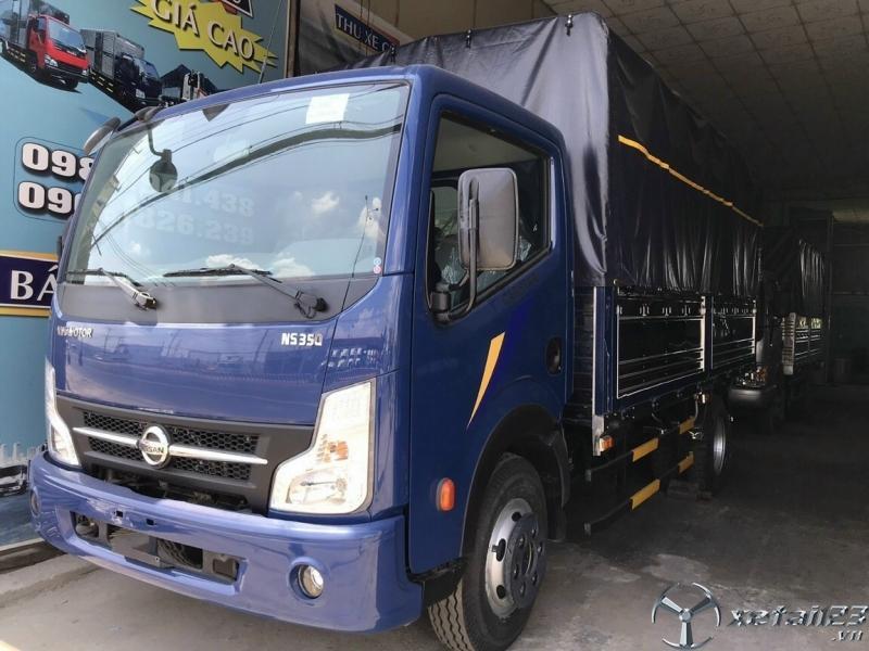 Giá xe tải Vinamotor 3.49 tấn động cơ Nissan 0988941438 em Thêu