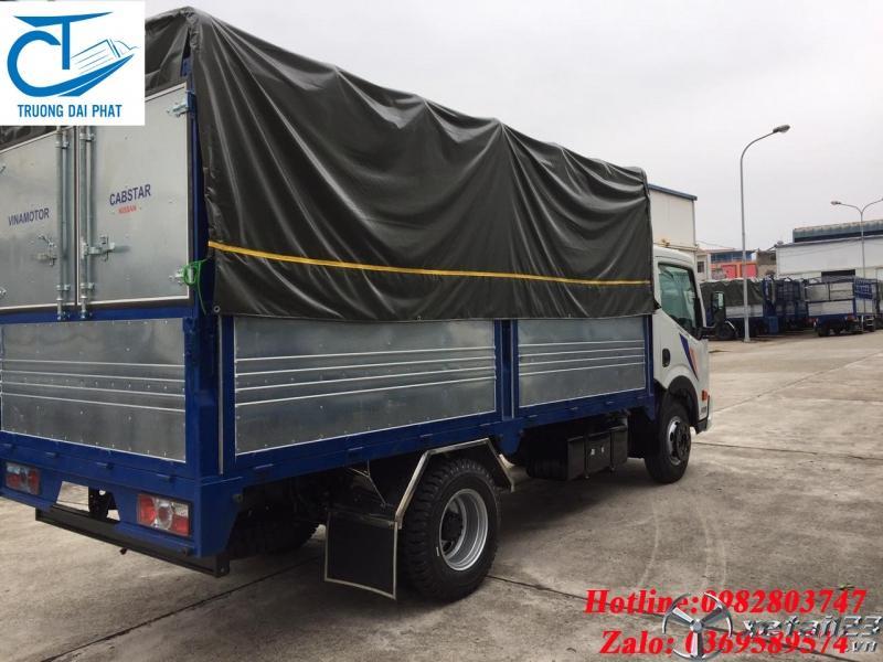 Giá xe tải Vinamotor 1.9 tấn động cơ Nissan