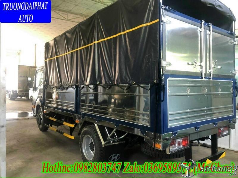 Xe tải 1.9 tấn thùng dài 4.3 mét - Chỉ 130 triệu trả trước
