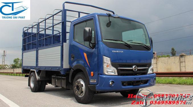 Xe tải 3.5 tấn nào tốt nhất hiện nay ? Vinamotor Cabstar NS350