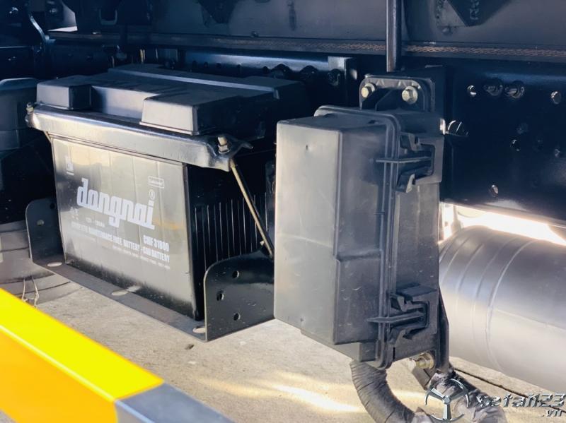Xe tải 3t5 Vinamotor Động Cơ Nhập Khẩu Trả Trước 150tr