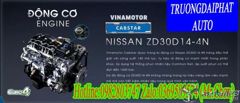 Xe tải Nissan 3.5 tấn giá tốt nhất
