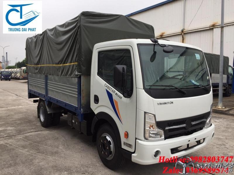 Xe tải vinamotor 1 tấn 9