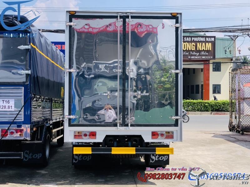 Xe tải Vinamotor 1 tấn 9 nguồn gốc xuất sứ