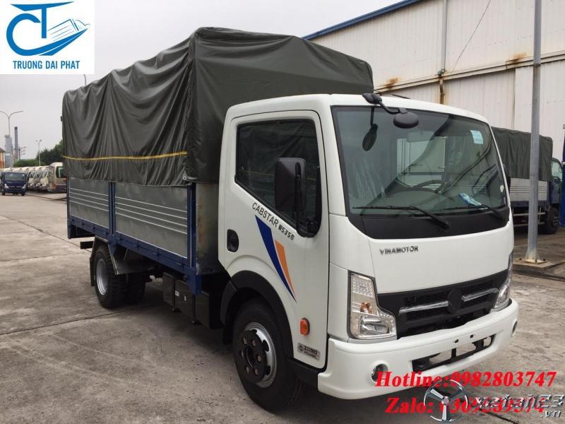 Giá xe tải vinamotor 1 tấn 9 - xe tải nissan 1 tấn 9
