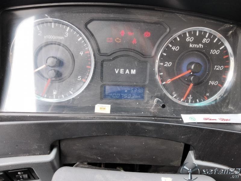 Veam 3t49 cũ Veam VT340S Thùng dài 6m2
