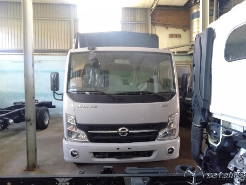 Xe tải 3t5 Vinamotor động cơ nissan Nhật Bản