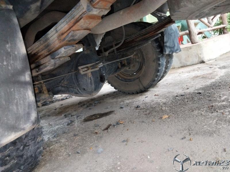 Xe Tải Cũ Kia K3000s 1 tấn 1 đời 2009