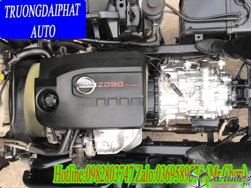 Xe tải Nissan 1.9 tấn Nhật Bản giá tốt - LH: 0982803747