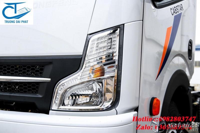 Xe Tải Nissan  1 tấn 9 Vinamotor Đồng Vàng