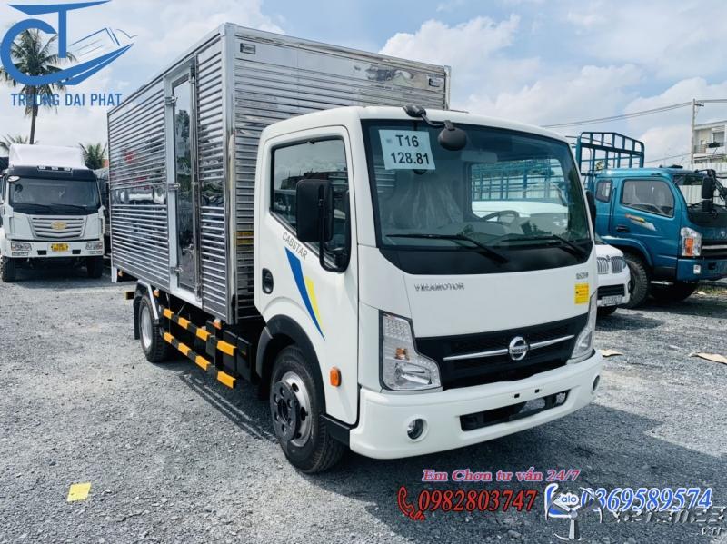 XE Tải Nissan 3.5 Tấn Nguồn gốc xuất sứ vinamotor 1t9